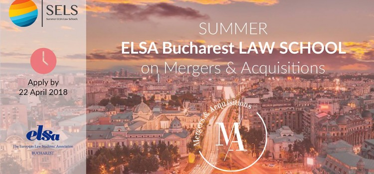 """Let's make law better this summer!"" – Mergers & Acquisitions"
